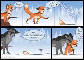 Ruki love snow