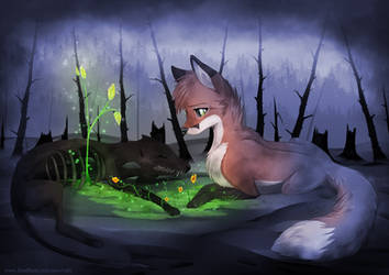 From the Ashes by RukiFox