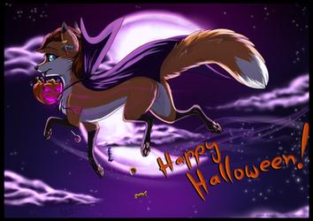 I Bring Candy - Happy Halloween 2020