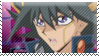 Yusei stamp by KisaraAkiRyu