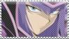 dark magican stamp by KisaraAkiRyu