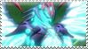 galaxy eye photon dragon stamp by KisaraAkiRyu