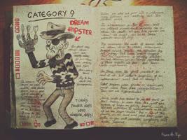 Category 9 - Journal 3 Gravity Falls by KisaraAkiRyu