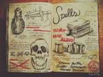 Spells - Journal 3 Gravity Falls