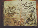 Squash with human face - Journal 3 Gravity Falls
