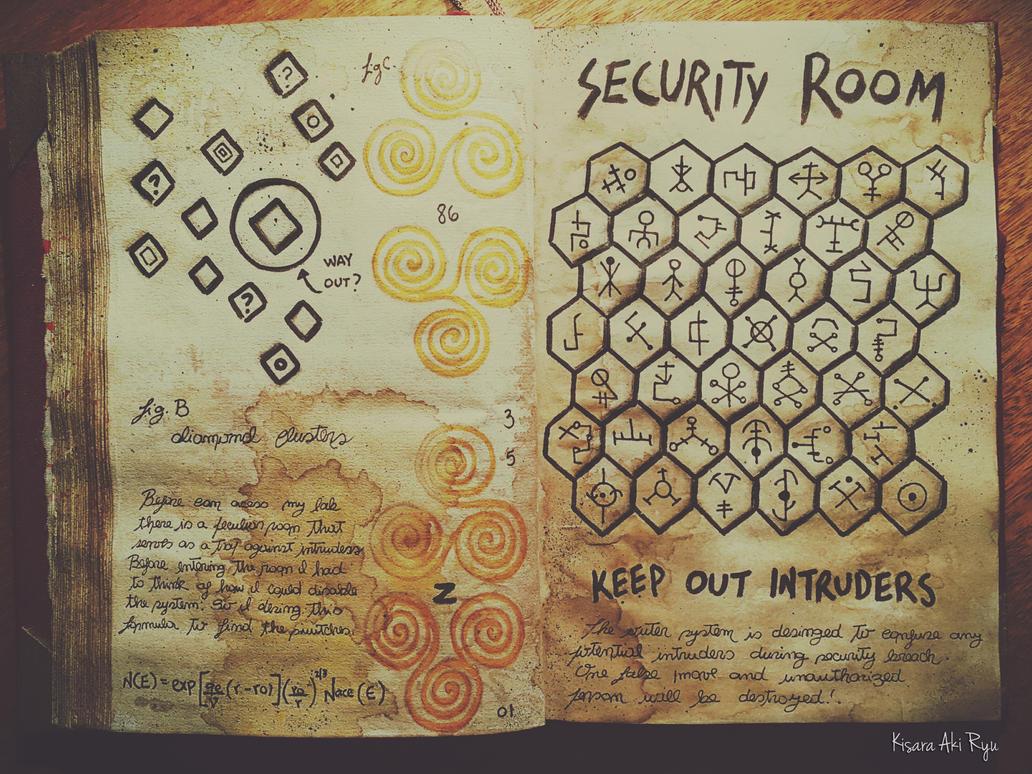 Room Escape Libro