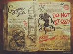 Cryogenic Tube - Journal 3 Gravity Falls