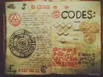 Codes - Journal 3 Gravity Falls