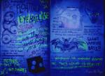 Nonsense! (Uv Light) - Journal 3 Gravity Falls