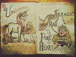 Unicorns - Journal 1 Gravity Falls
