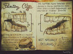 Floating Cliffs - Journal 1 Gravity Falls