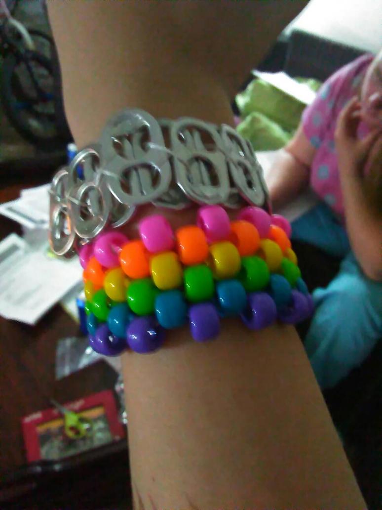 pop top bracelet  by reidsonlygirl