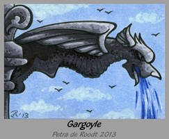 ATC - Gargoyle (available) by spaceship505