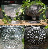 Experiment 6 - Antique Silver Goblet by spaceship505