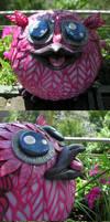 Large Owl by spaceship505