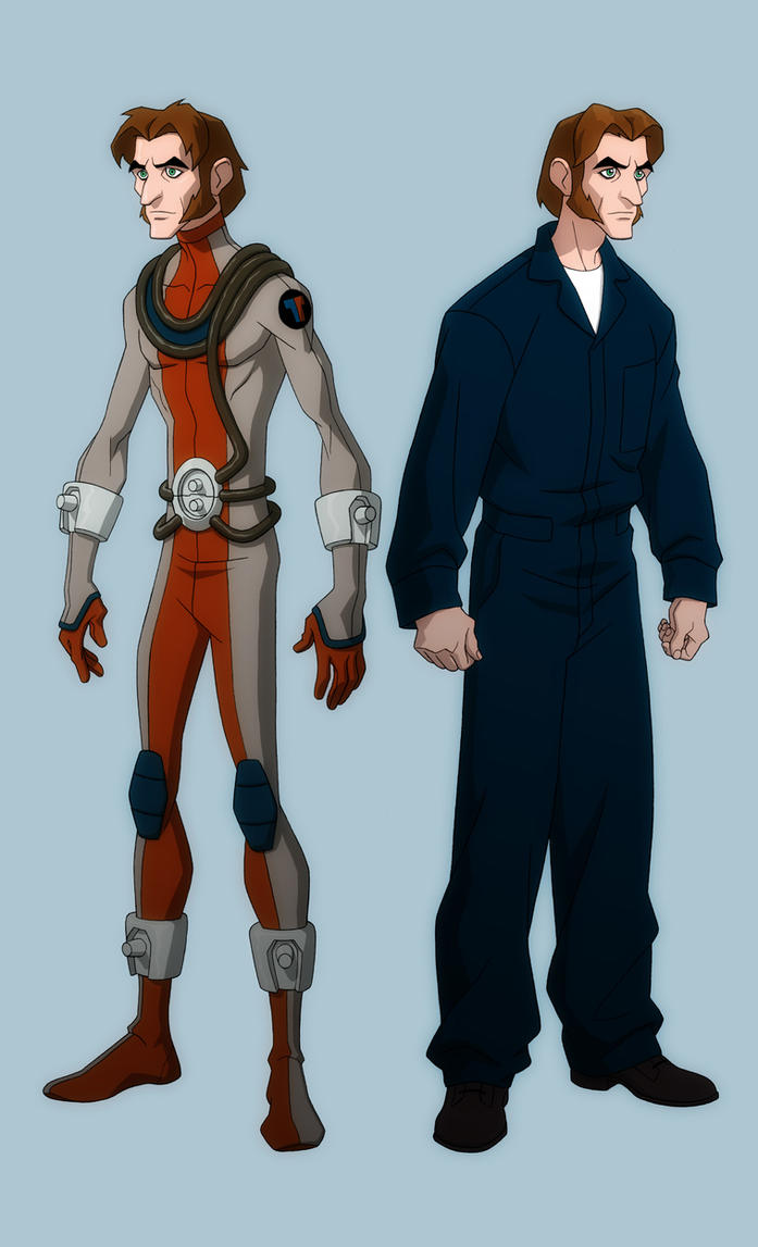 Character Design Young Justice : Young justice brom stikk by jerome k moore on deviantart