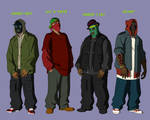 YOUNG JUSTICE: THUGZ