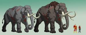YJ: KOBRA VENOM ELEPHANTS