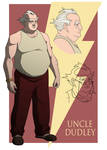 YOUNG JUSTICE: UNCLE DUDLEY
