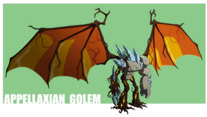 YOUNG JUSTICE: INVASION: APPELLAXIAN GOLEM
