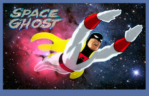 SPACE GHOST: RESCUE FLIGHT by Jerome-K-Moore