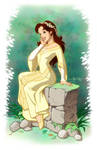 QUEST FOR CAMELOT: KAYLEY by Jerome-K-Moore