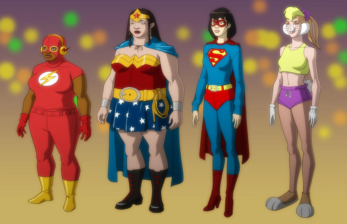 Character Design Young Justice : Young justice happy harbor halloween by jerome k moore