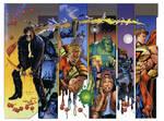 MALIBU COMICS' ULTRAVERSE: RAFFERTY