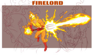 HAS: FIRELORD EXPRESSION SHEET