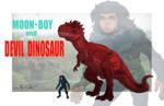 HAS: MOON-BOY and DEVIL DINOSAUR