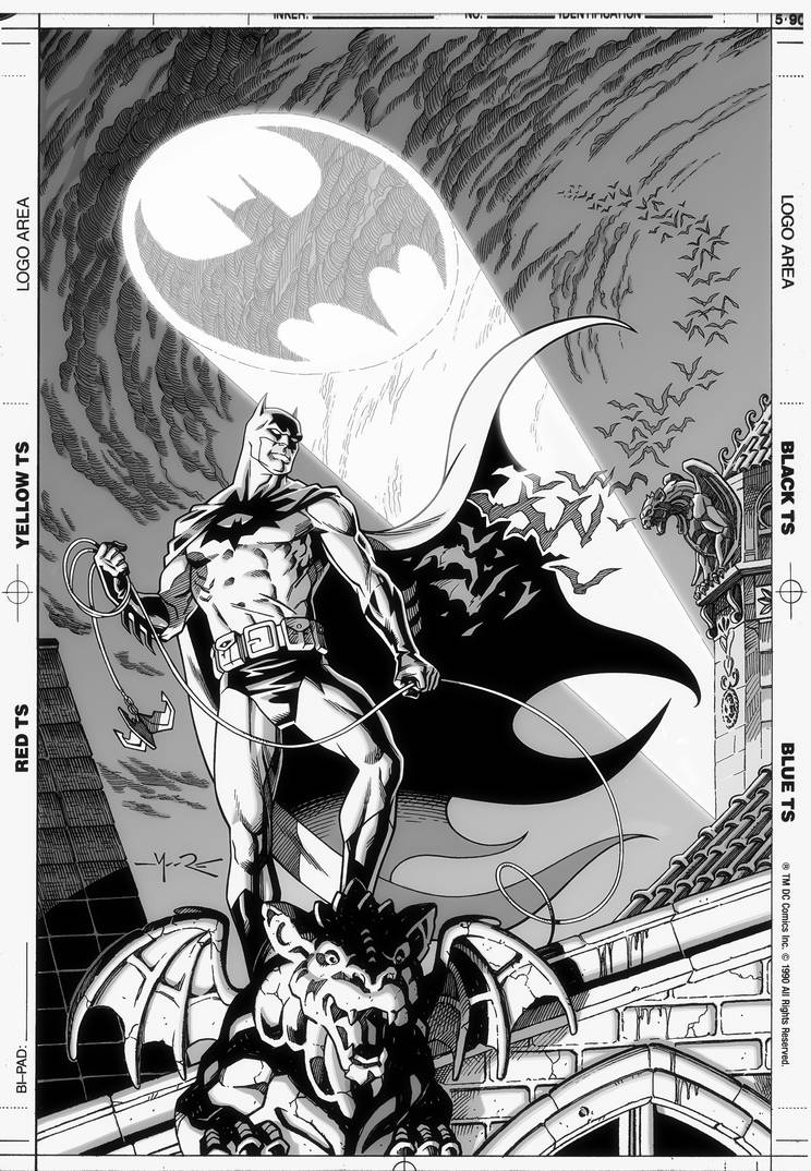 THE BATMAN: SUMMON THE KNIGHT by Jerome-K-Moore