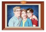 USM: PARKER FAMILY PORTRAIT