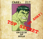 HULK and the AGENTS of S.M.A.S.H.: HULK FILE