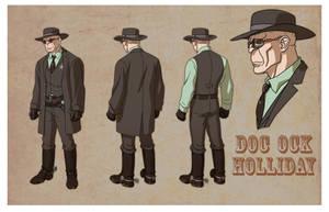 USM: DOC OCK HOLLIDAY