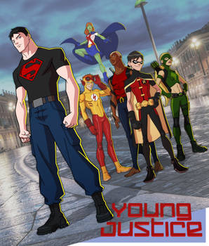 YOUNG JUSTICE: THE TEAM 2