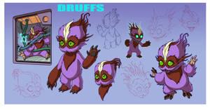 HAS: DRUFFS