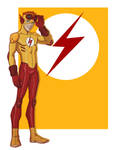YOUNG JUSTICE: KID FLASH