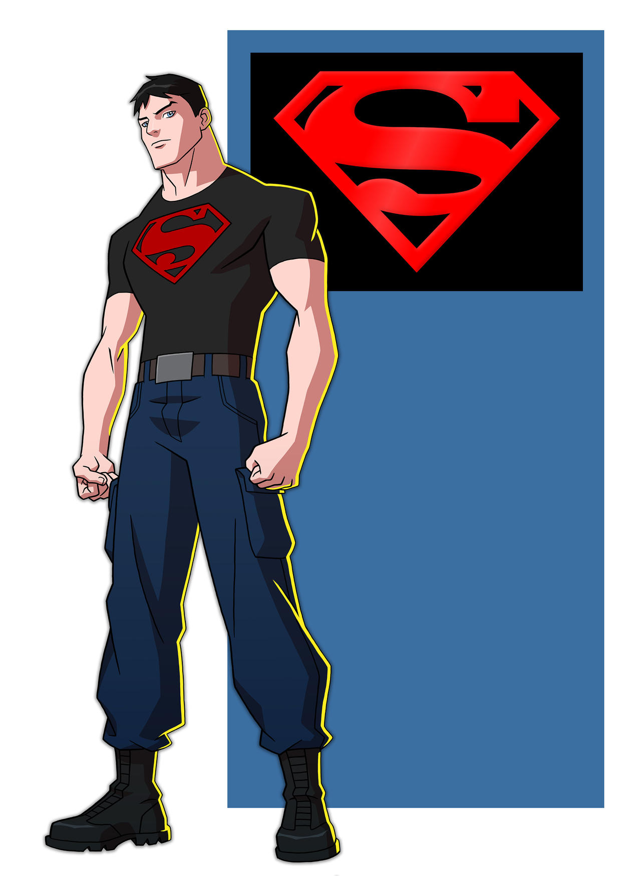 Young Justice Superboy Season 2 | www.imgkid.com - The ...
