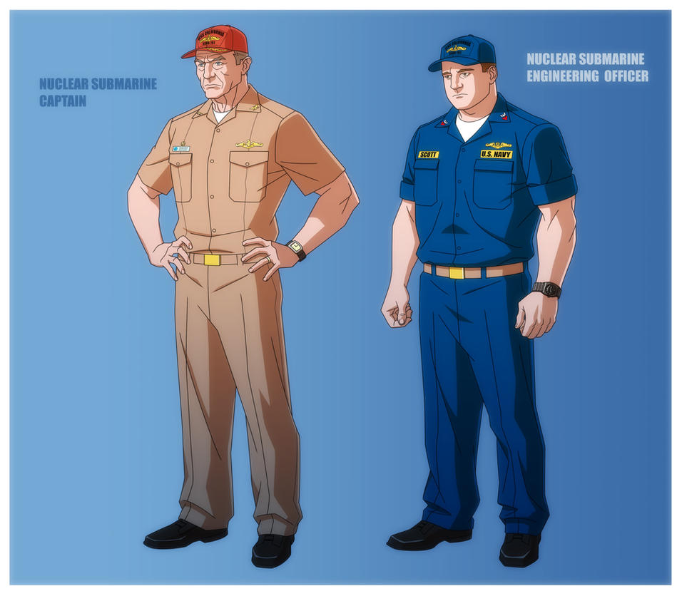 JL: ToA NAVY SUBMARINE OFFICERS by Jerome-K-Moore
