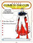 MAJOR VICTORY COMIC CONVENTION AD