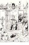 Aborted AQUAMAN Mini-series: Mera and Arthur