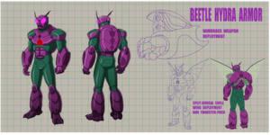 ULTIMATE SPIDER-MAN: HYDRA BEETLE