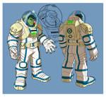 HAS: HULK SPACESUIT