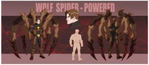 USM: WOLF SPIDER - POWERED