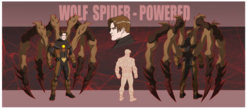 USM: WOLF SPIDER - POWERED