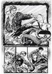 TT: NIGHTWING vs DEATHSTROKE Part Three