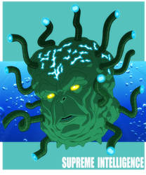 HAS: SUPREME INTELLIGENCE by Jerome-K-Moore