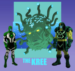 HAS: THE KREE by Jerome-K-Moore