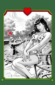 BETTIE PAGE: UNBOUND #9