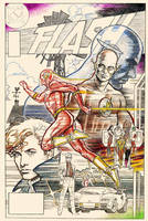 THE FLASH by Jerome-K-Moore